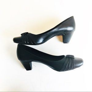 Comfort Plus by Predictions Vegan Leather Pumps